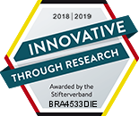 Branofilter innovative through research