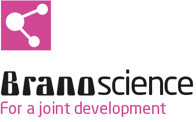 Logo BRANOscience Analytic, Prototyping, Forschung